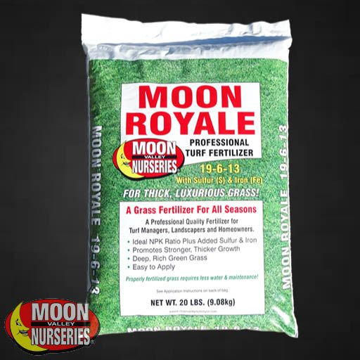 Deals MOON ROYALE TURF FERTILIZER ™