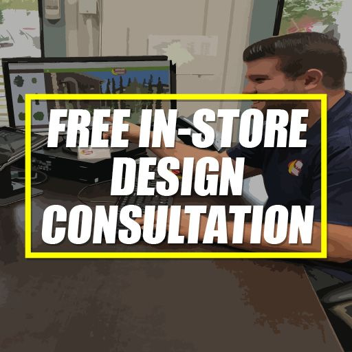 Buy Packages Free In-Store Design Consultation