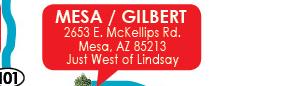 Mesa/Gilbert
