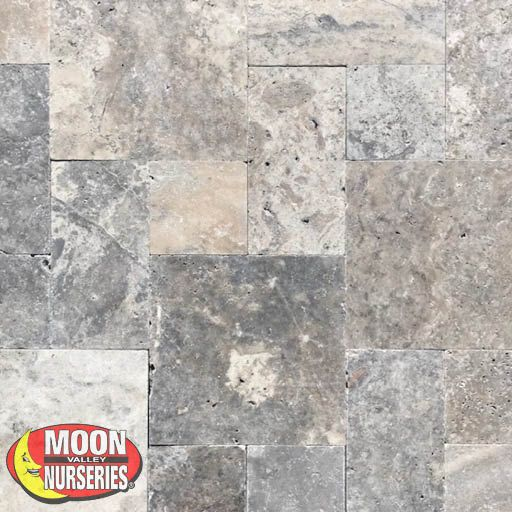 Travertine Silver Travertine